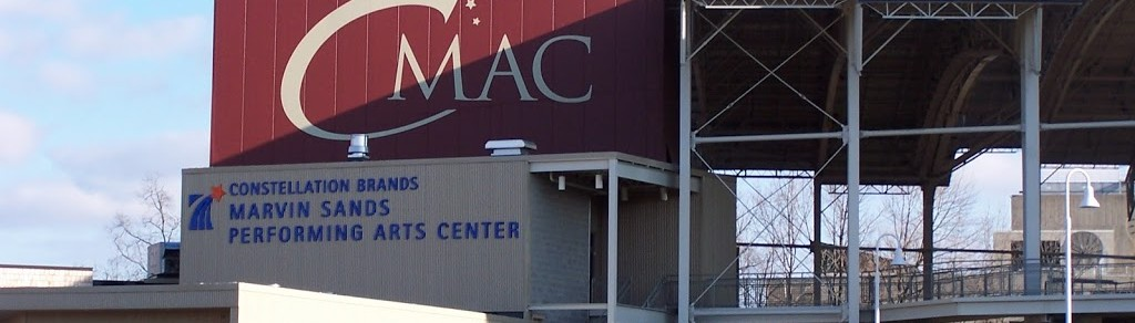 CMAC, Concerts, Canandaigua