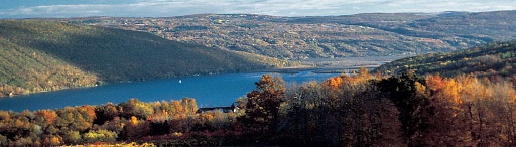 Lake Canandaigua, Finger Lakes, Wine Region