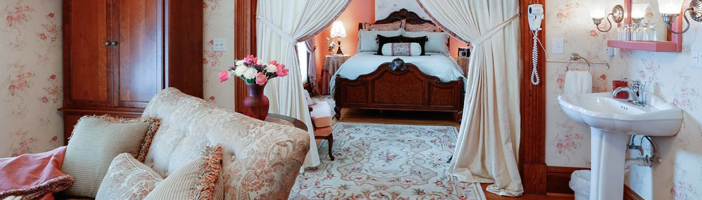 Canandaigua, Bella Rose B&B